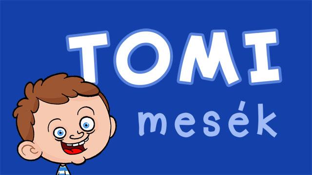 Tomi mesék lejátszási lista